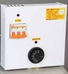 Пульт управления котлом 27-36 кВт