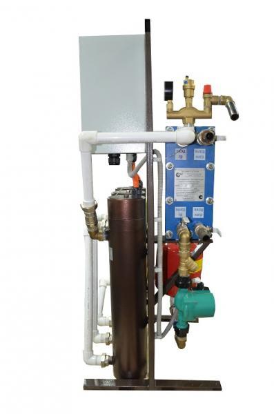 Теплообменник проточный цена теплообменник feg технические характеристики