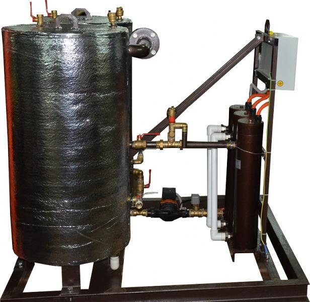 Теплообменник к 26 reg для горячего водоснабжения протекает теплообменник как найти течь на газовой колонке
